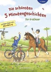 Die schönsten 5 Minutengeschichten für Erstleser; Book XXIV