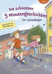 Die schönsten 5 Minutengeschichten für Leseanfänger; Book XXIV
