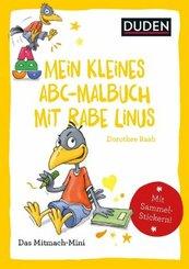 Mein kleines Abc-Malbuch mit Rabe Linus