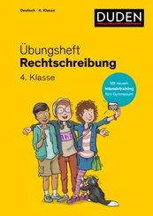 Übungsheft - Rechtschreibung 4. Klasse