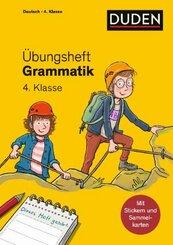 Übungsheft - Grammatik 4. Klasse
