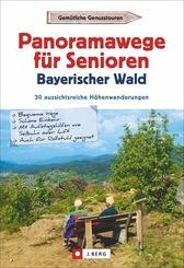 Panoramawege für Senioren Bayerischer Wald