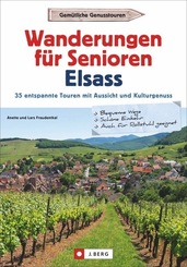 Wanderungen für Senioren Elsass