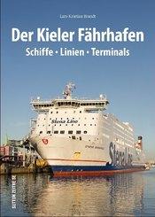Der Kieler Fährhafen