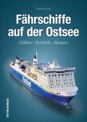 Fährschiffe auf der Ostsee