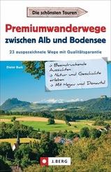 Premiumwanderwege zwischen Alb und Bodensee
