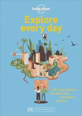 Explore every day