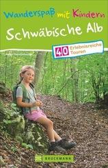 Wanderspaß mit Kindern - Schwäbische Alb