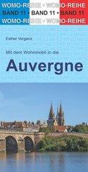 Mit dem Wohnmobil in die Auvergne