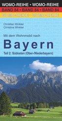 Mit dem Wohnmobil nach Bayern - Tl.2