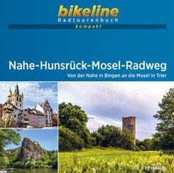 bikeline Radtourenbuch kompakt Nahe-Hunsrück-Mosel-Radweg