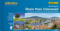 Bikeline Radtourenbuch Rhein Main Odenwald