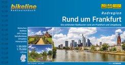 Bikeline Radtourenbuch Rund um Frankfurt