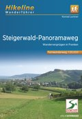 Hikeline Wanderführer Steigerwald  Panoramaweg