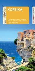 GO VISTA: Reiseführer Korsika, m. 1 Karte