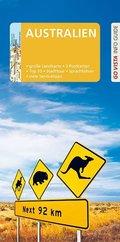 GO VISTA: Reiseführer Australien, m. 1 Karte