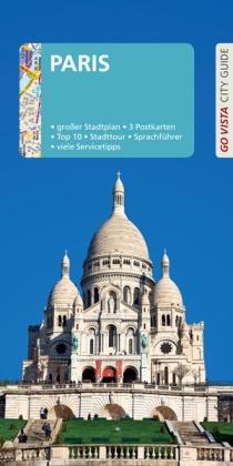 GO VISTA: Reiseführer Paris, m. 1 Karte