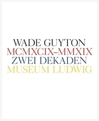Wade Guyton. Zwei Dekaden MCMXCIX-MMXIX