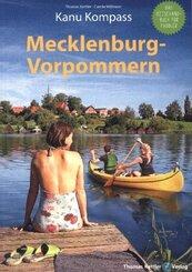 Kanu Kompass Mecklenburg-Vorpommern