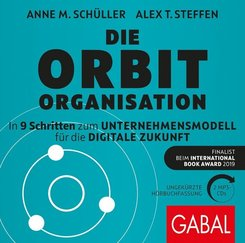 Die Orbit-Organisation, 2 Audio-CD, MP3