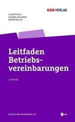 Leitfaden Betriebsvereinbarungen, m. 1 E-Book