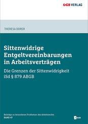 Sittenwidrige Entgeltvereinbarungen in Arbeitsverträgen, m. 1 E-Book