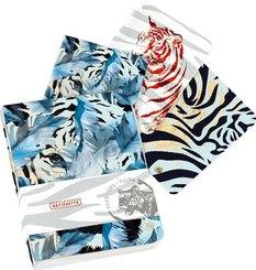 Save the Tiger Mini-Notizhefte blanko