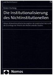 Die Institutionalisierung des Nichtinstitutionellen