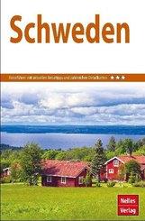 Nelles Guide Reiseführer Schweden; Book VI
