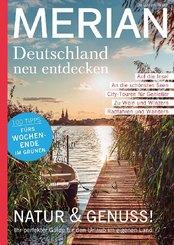 MERIAN Magazin Natur & Genuss in Deutschland