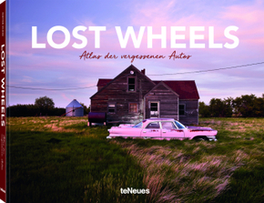 Lost Wheels, Deutsche Ausgabe