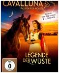 Cavalluna - Passion for Horses - Legende der Wüste, 1 DVD