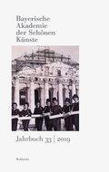 Bayerische Akademie der Schönen Künste, Jahrbuch - Bd.33