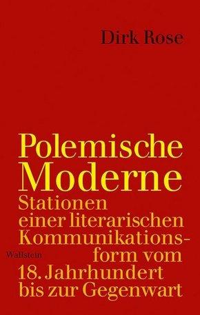Polemische Moderne
