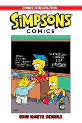 Simpsons Comic-Kollektion, Eine harte Schule