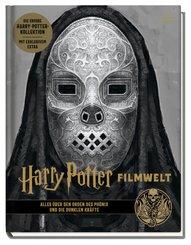 Harry Potter Filmwelt, Alles über den Orden des Phönix und die dunklen Kräfte