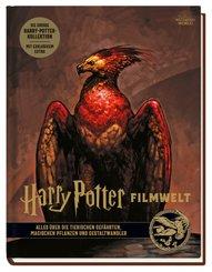 Harry Potter Filmwelt, Alles über die tierischen Gefährten, magischen Pflanzen und Gestaltwandler