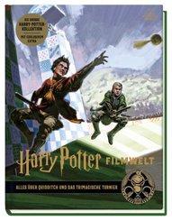 Harry Potter Filmwelt, Alles über Quidditch und das Trimagische Turnier