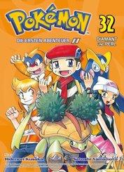 Pokémon - Die ersten Abenteuer - Bd.32