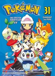 Pokémon - Die ersten Abenteuer - Diamant und Perl