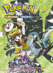 Pokémon - Sonne und Mond - Bd.5