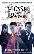 Die Flüsse von London - Detektivgeschichten, Graphic Novel