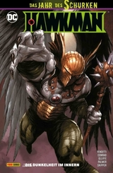 Das Jahr des Schurken - Hawkman - Die Dunkelheit im Innern
