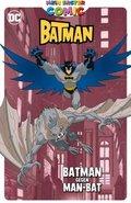 Mein erster Comic: Batman - Batman gegen Man-Bat