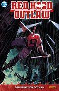 Red Hood Outlaw, Megaband - Der Prinz von Gotham