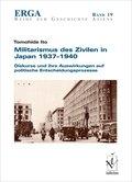 Militarismus des Zivilen in Japan 1937-1940