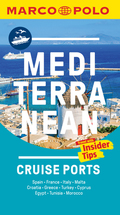 Mediterranean Cruise Ports Marco Polo Pocket Guide - with pull out maps