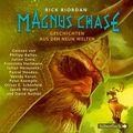 Magnus Chase - Geschichten aus den neun Welten, 3 Audio-CD