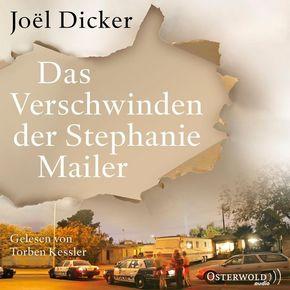 Das Verschwinden der Stephanie Mailer, 3 Audio-CD, MP3