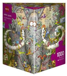 Elephant's Life (Puzzle)